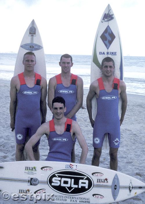 British Team 1994