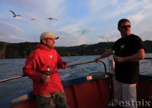 Sharky and Hicky