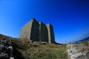 Castle on Lundy