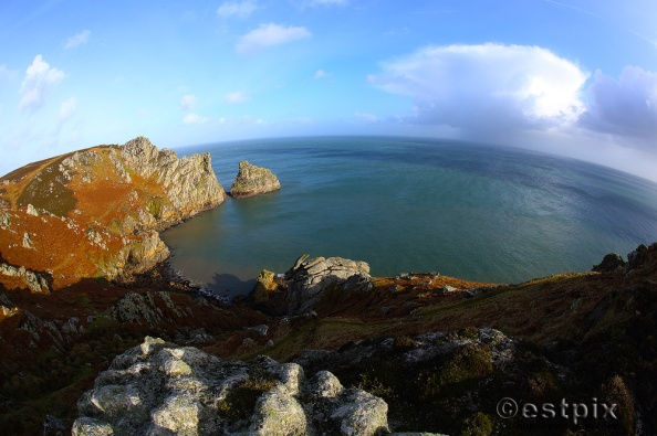 Gannets Bay_Lundy