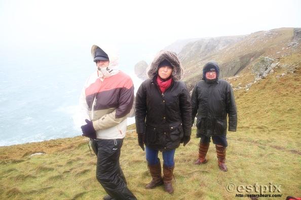Wet explorers